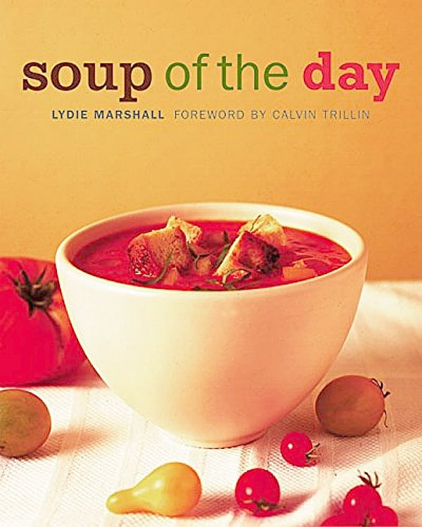 Soup of the Day book cover