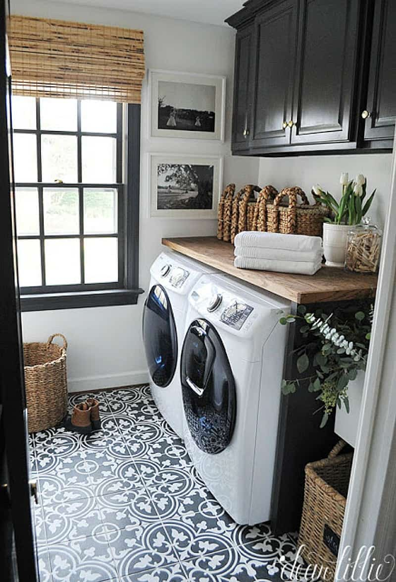 13 Awesome Laundry Room Ideas I Found For Inspiration My Makeover Needs Some