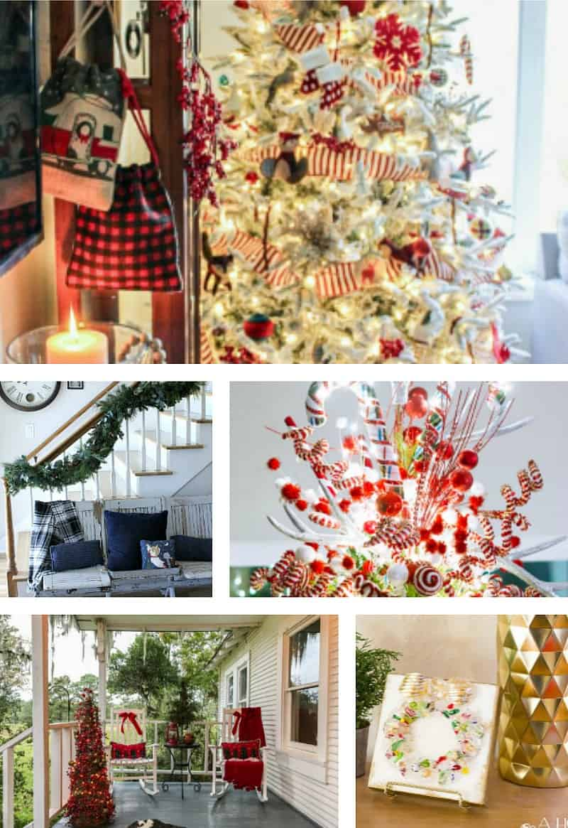 Christmas Decor and Tablescapes Blog Hop Roundup