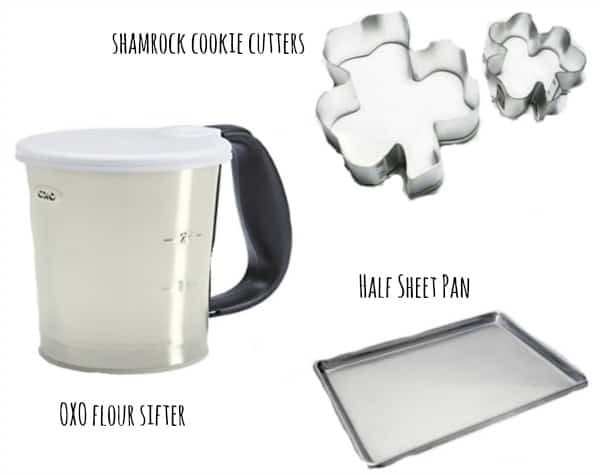 baking tools for making cookies