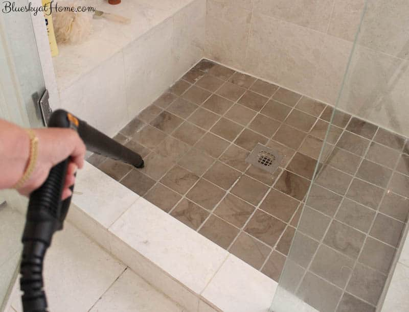 Best Way To Clean Grout Without Breaking Your Back. Want A Clean Bathroom  Floor Without