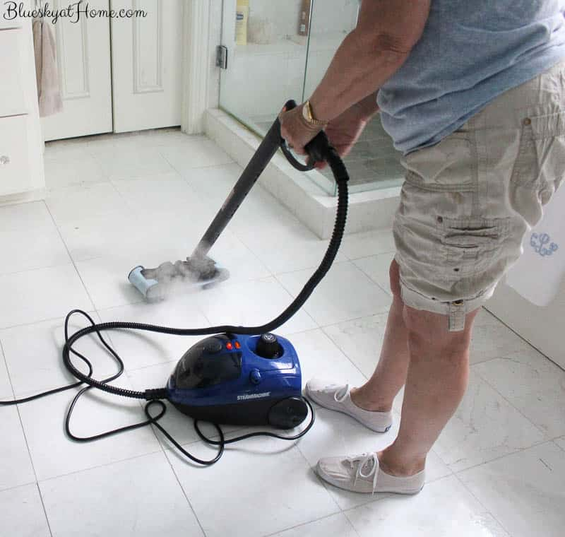 Best Way To Clean Grout Without Breaking Your Back