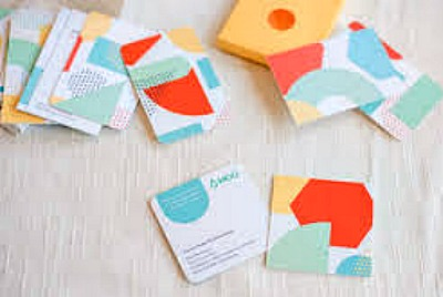 For Bloggers - moo business cards