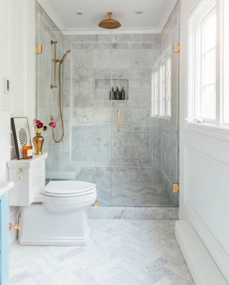 The 15 Most Beautiful Bathrooms On Pinterest: 5 Beautiful Bathroom Makeovers