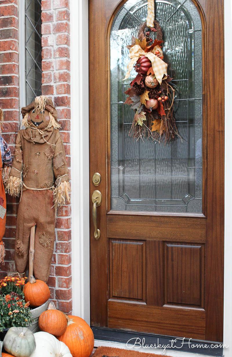 Halloween decorations