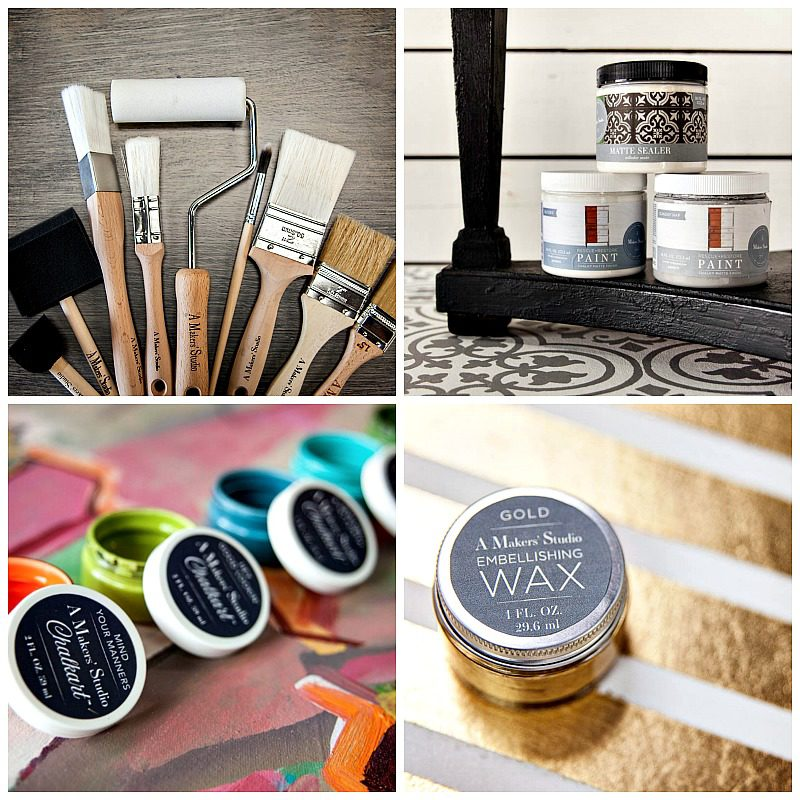 A Makers' Studio products