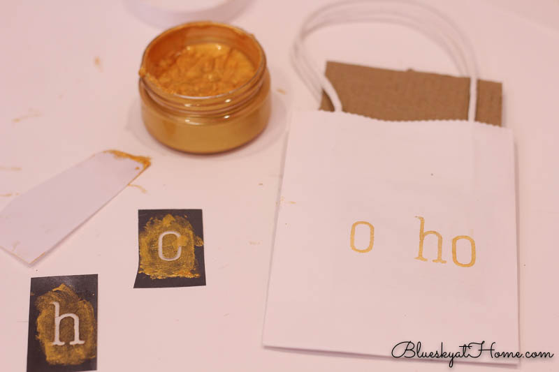 package for gilded candle holders
