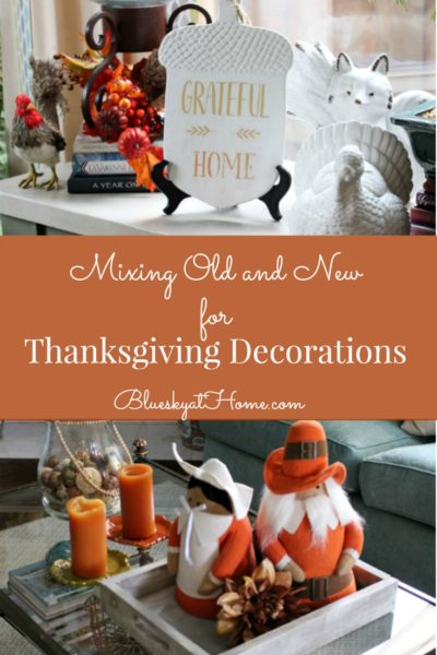 Thanksgiving Decorations graphic