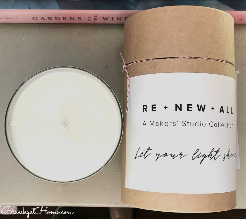 RE + NEW + ALL candles