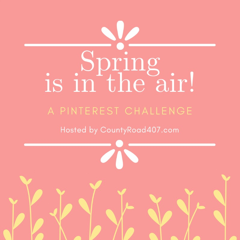 Spring is in the Air graphic