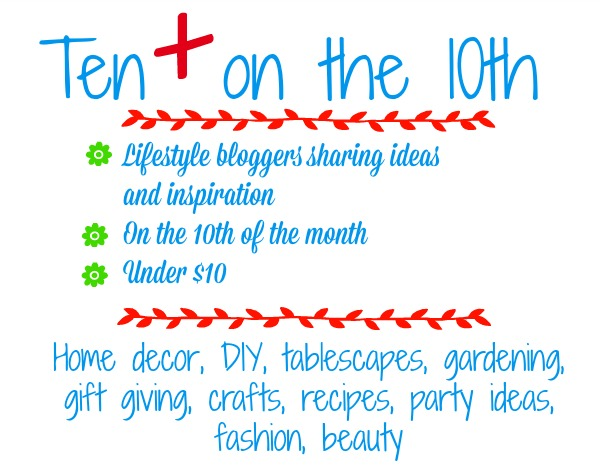 Ten on the 10th graphic