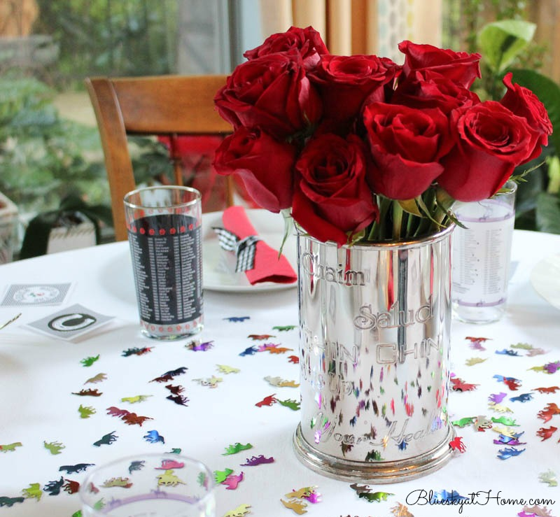 Kentucky Derby Tablescapes Celebrate Run For The Roses Bluesky At Home