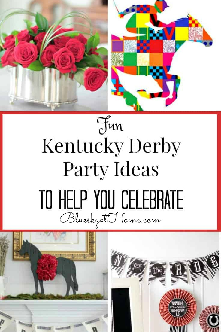 Fun Kentucky Derby Party Ideas To Help You Celebrate Bluesky At Home