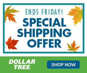 Dollar Tree Flat Rate Shipping