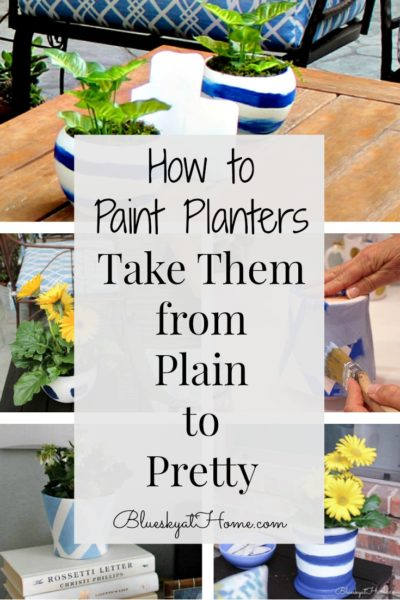 painting planters graphic