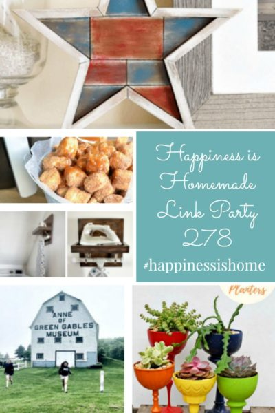 Happiness is Homemade Plink Party 278 Graphic