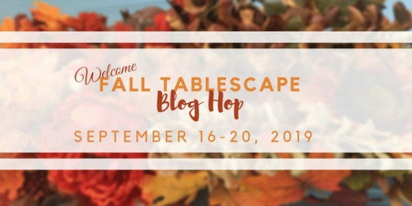 Herbst Tablescape Blog Hop