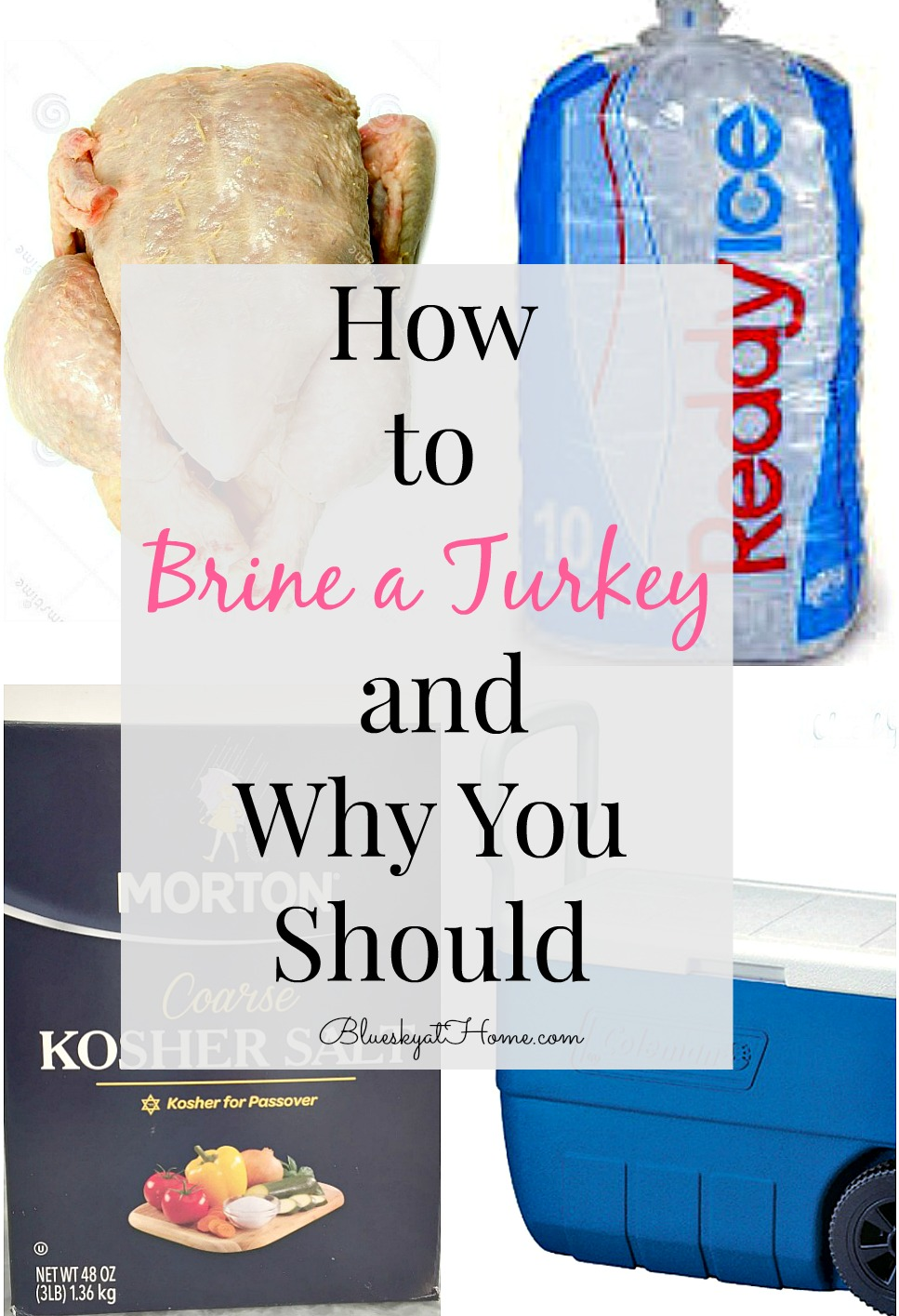 how to brine a turkey and why you should bluesky at home how to brine a turkey and why you