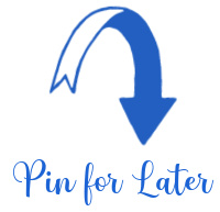 pin for later graphic in blue