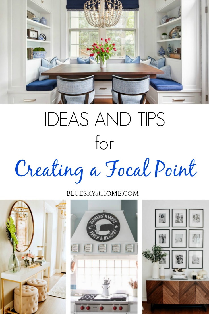 Ideas and Tips for Creating a Focal Point graphic