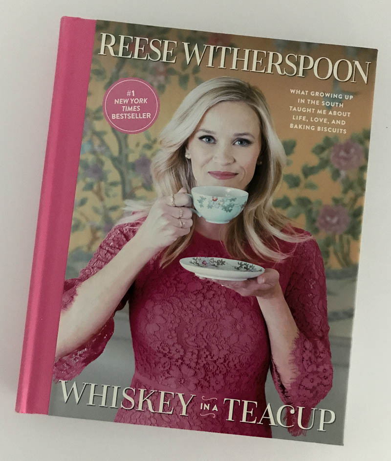 book with Reese Witherspoon