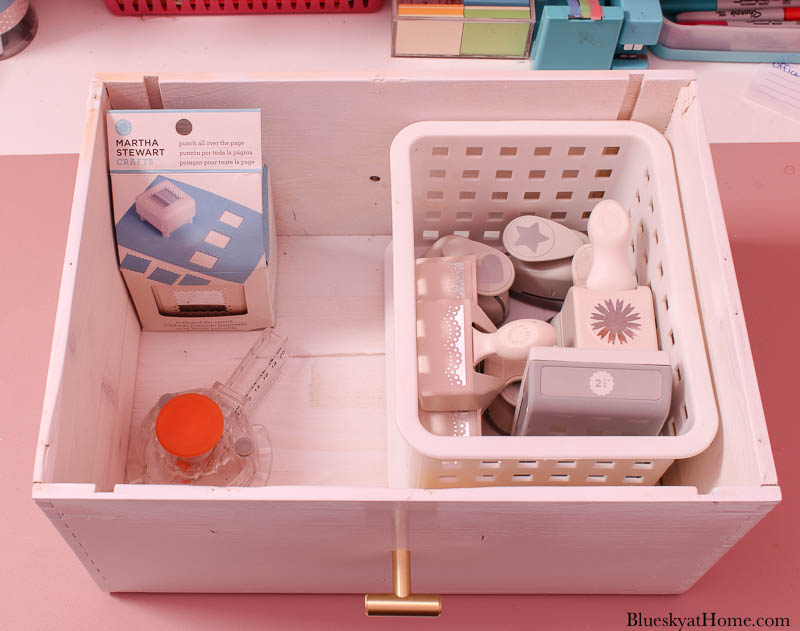storage drawer with