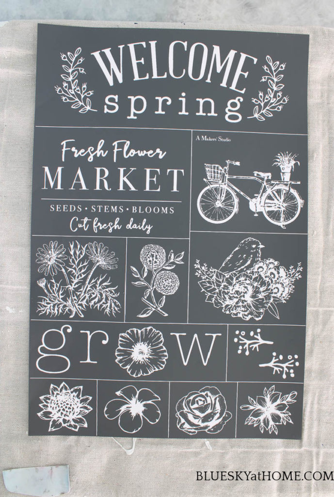 for DIY spring home decor projects