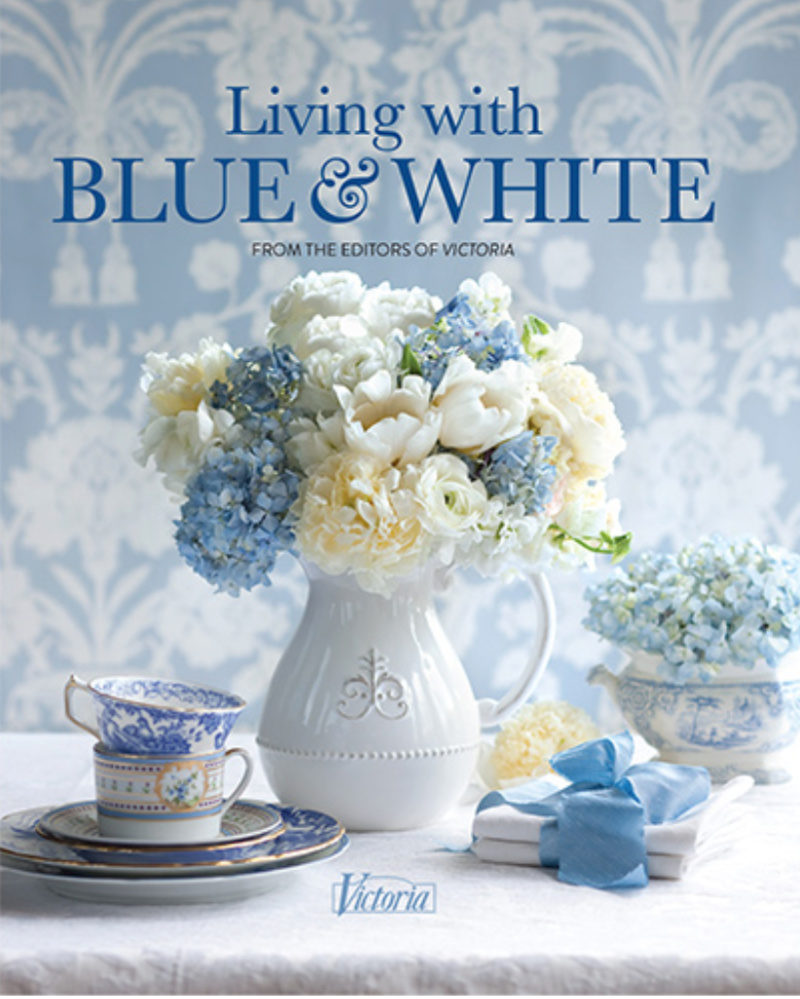 Blue and White book